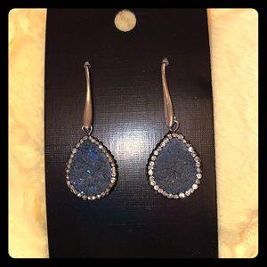 Beautiful Druzy earrings